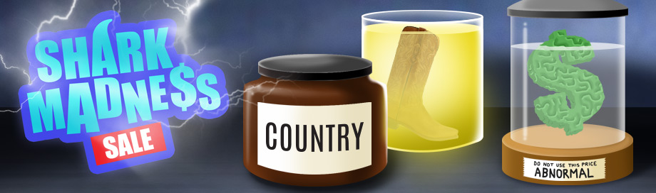 Special Sales Country Music