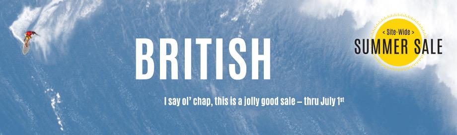Special Sales British