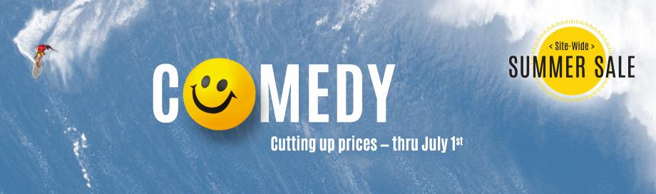 Special Sales Comedy