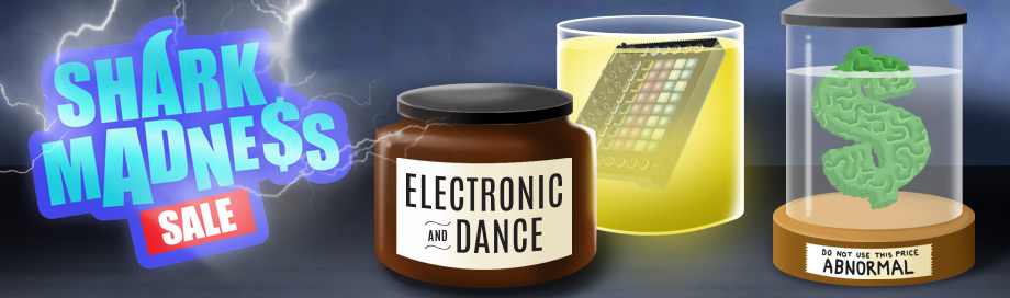 Special Sale Electronic Music