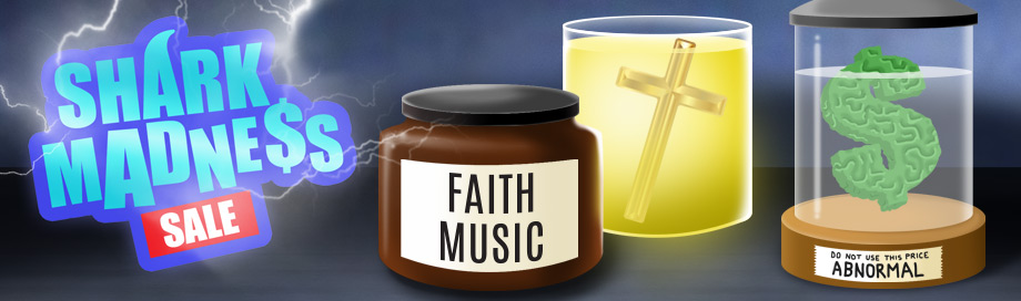 Special Sale Faith Music