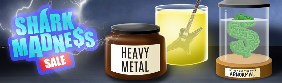 Special Sale Heavy Metal Music