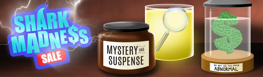Special Sales Mystery Suspense