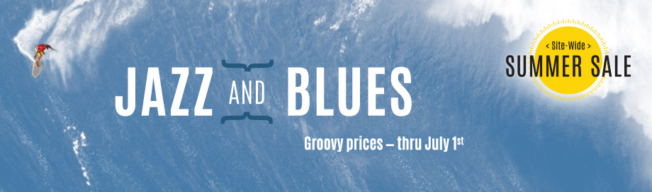 Special Sale Jazz and Blues Music