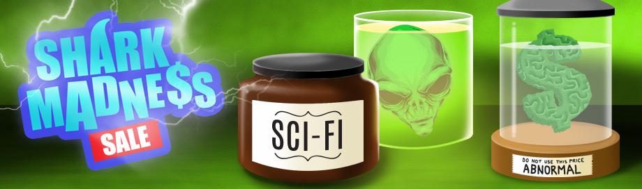 Special Sales Sci Fi