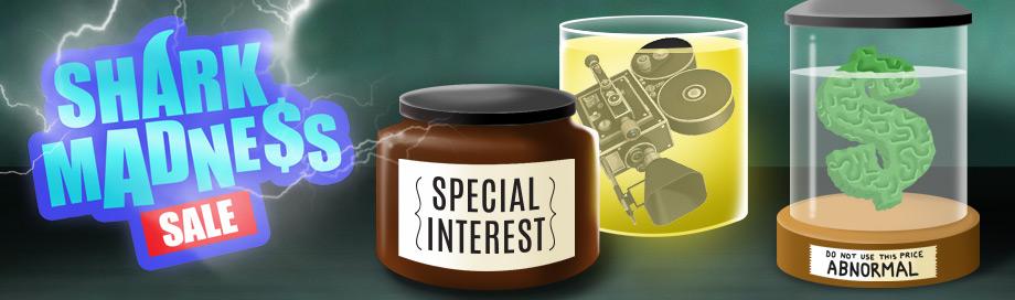Special Sales Special Interest