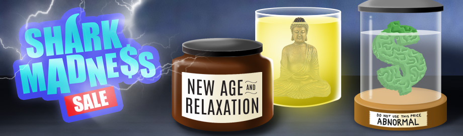 Special Sale New Age and Relaxation Music