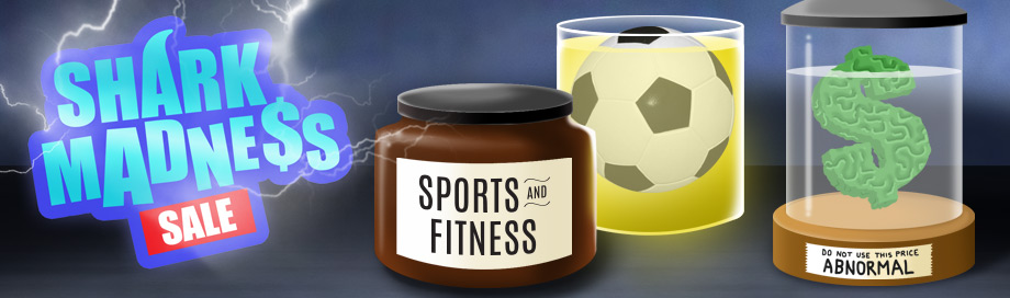 Special Sales Sports and Fitness