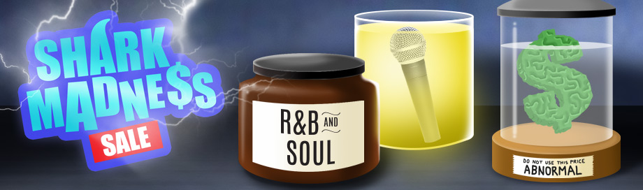 Special Sales Soul and RB Music