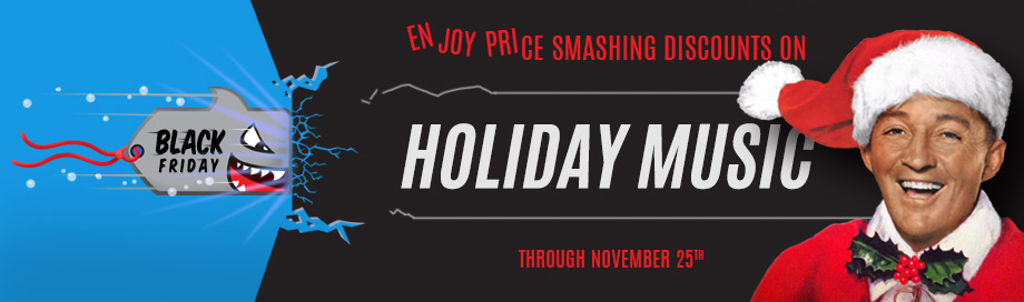 Special Sales Holiday Music