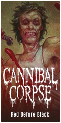 Cannibal Corpse on sale