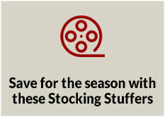 Save for the Season with these Stocking Stuffers