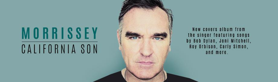 Morrissey on sale