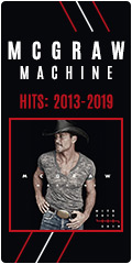 Tim McGraw and Faith Hill on sale
