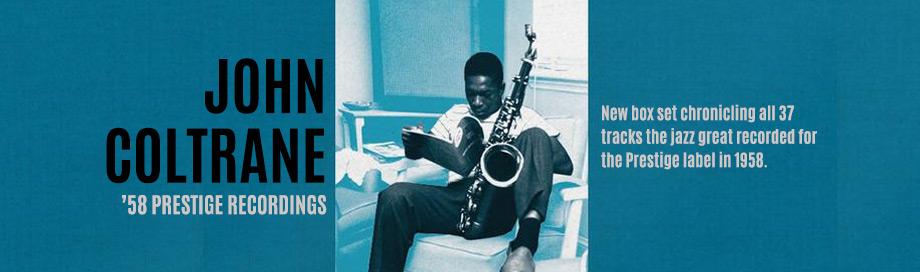 John Coltrane sale