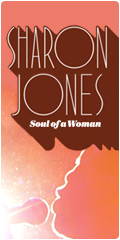 Sharon Jones on sale