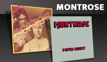 Montrose Deluxe Editions