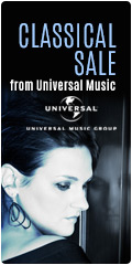 Universal Music Classical Sale