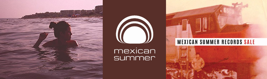 Mexican Summer label Sale