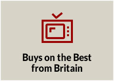 Buys on the Best from Britain