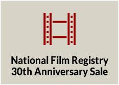 National Film Registry 30th Anniversary Sale