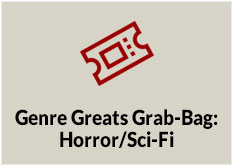 Genre Greats Grab-Bag: Horror and Sci-Fi