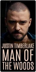 Justin Timberlake on sale