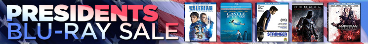 Presidents Blu-ray Sale