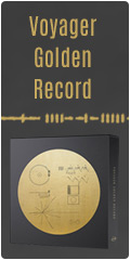 Voyager Golden Record on sale