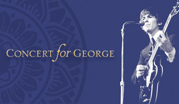 Concert For George, Live at Royal Albert Hall