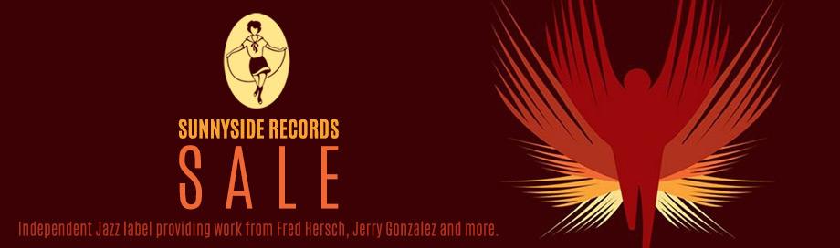 Sunnyside Records Label sale