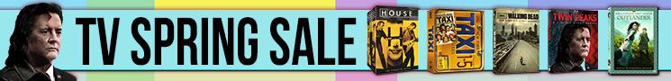 TV Spring Sale