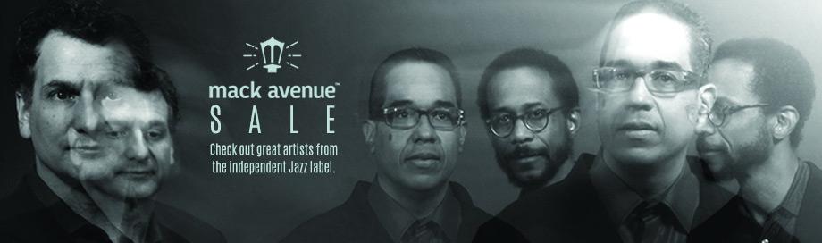 Mack Avenue Label Sale