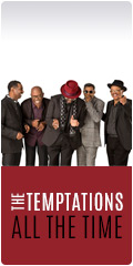 The Temptations on sale