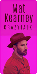 Mat Kearney on sale