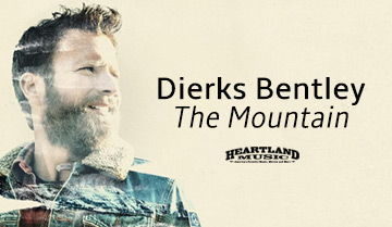 Dierks Bentley- The Mountain