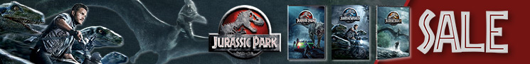 Jurassic World Sale