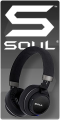 Soul Headphones and Speakers