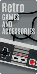 Retro Gaming Accessories