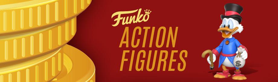 Funko Action Figures