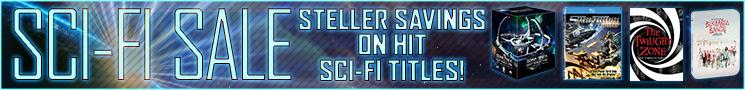Sci-Fi Sale