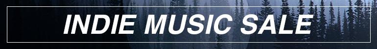 Indie Music Sale