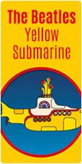 beatles yellow submarine promo