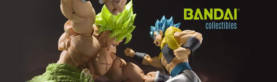 Bandai Collectible Figures