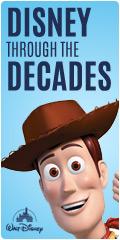 Disney Through the Decades