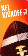 NFL Kickoff Sale