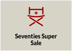 Seventies Super Sale