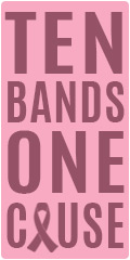 Ten Bands One Cause Sale