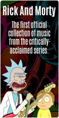 Rick and Morty Soundtrack