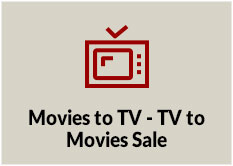 Movies to TV TV to Movies Sale